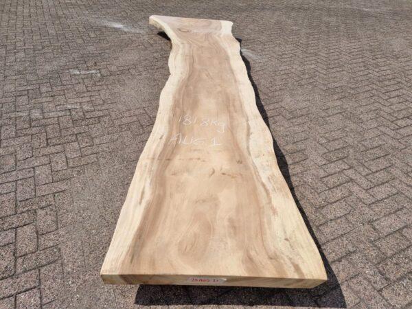 Live edge table suar 26513