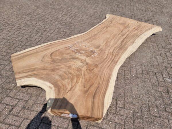 Live edge table suar 26516