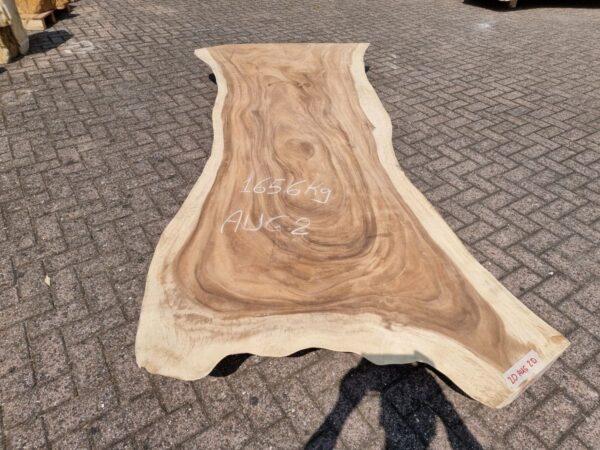 Live edge table suar 26518