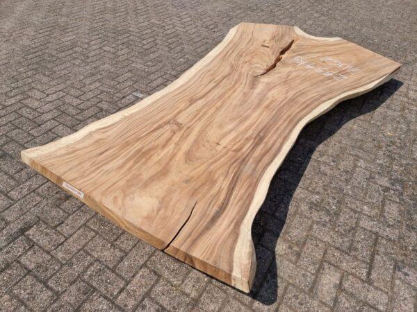 Live edge table suar 26519
