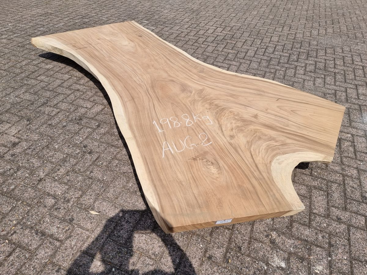 Live edge table suar 26521