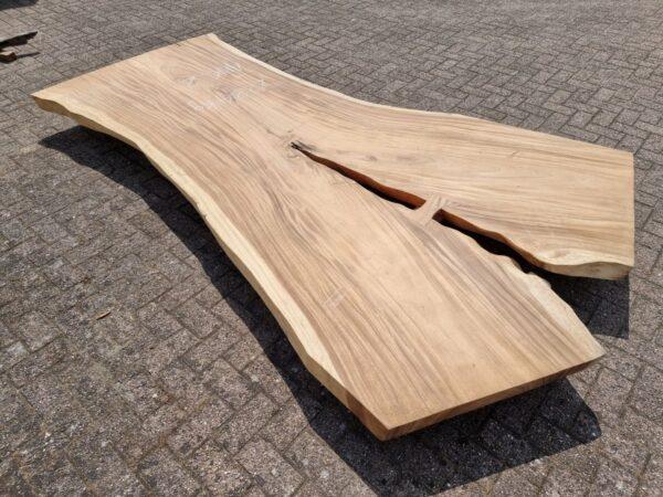 Live edge table suar 26524
